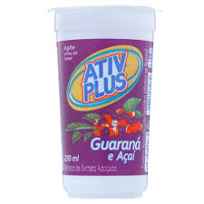 Ativ Plus Guaraná e Açaí 290ml